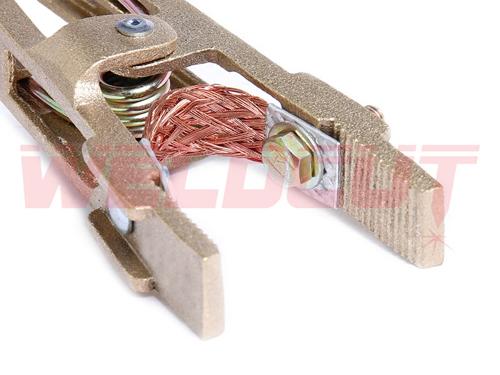 Gamma 200 Earth clamp