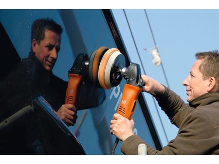 Marine polishing set Fein WPO 14-15 E