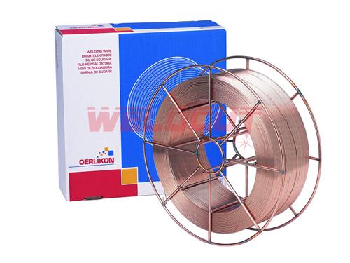 Nickel and Copper alloys wire Oerlikon COPPERFIL CuSi3 Ø1.0mm