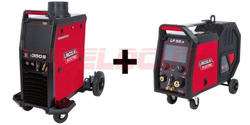 Semi-automatic welding machine Lincoln Electric Powertec i350S