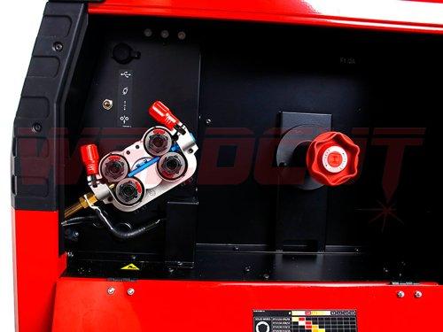 Semi-automatic welding machine Lincoln Electric Powertec i380C Advanced + Cooler COOL ARC®26