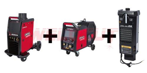 Semi-automatic welding machine Lincoln Electric Powertec i500S