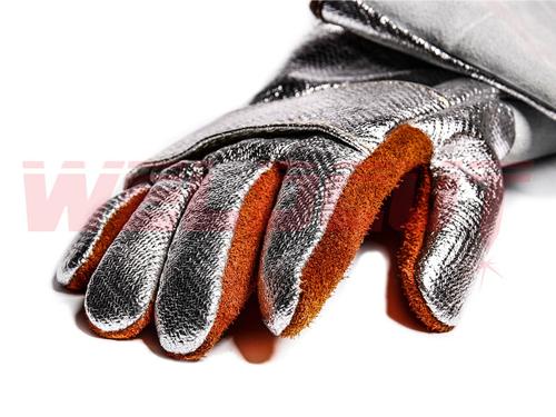 Welding gloves Weldline Stopcalor Alu
