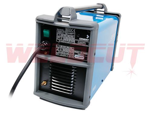 Inverter Cemont TIG SMARTY TX 160 POWER DC