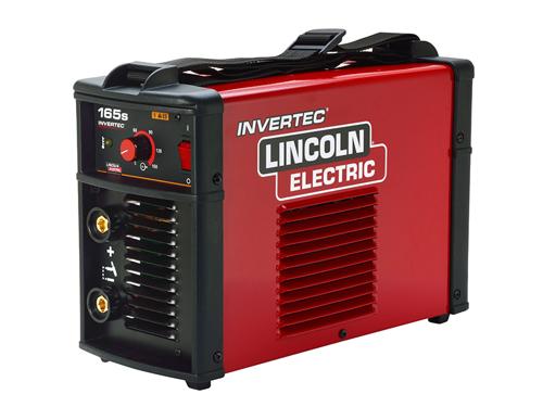 Lincoln Electric Invertec 165S Elektroden Schweißgerät
