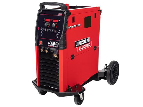 Lincoln Electric Powertec i320C Standard MIG MAG Schweißgeräte
