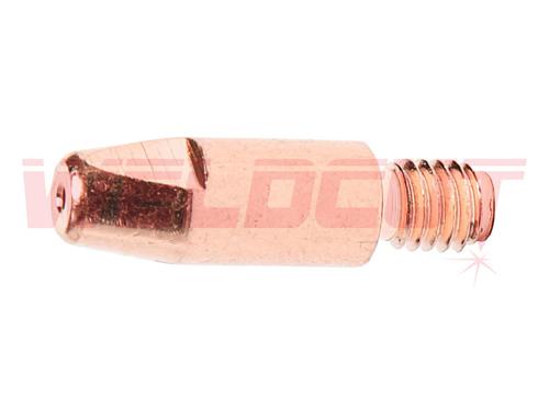 Stromdüse MB25 M6x28x1.2mm ALU 141.0010