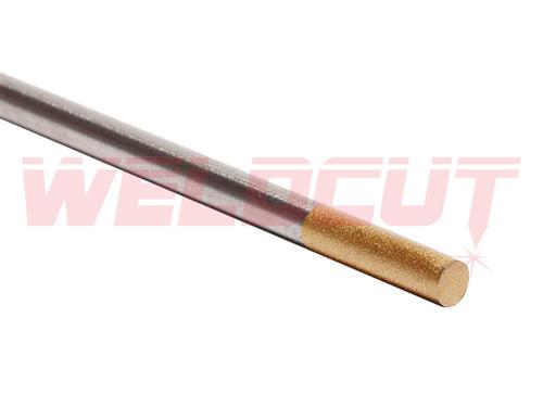 Elektrody wolframowe WL15 Ø4.0mm x 175mm