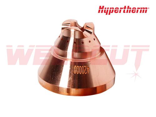Osłona dyszy ręczna 125A Hypertherm 420000