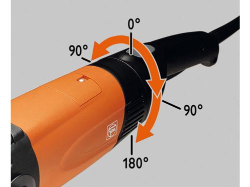 Szlifierka Kątowa Fein WSB 25-180 X