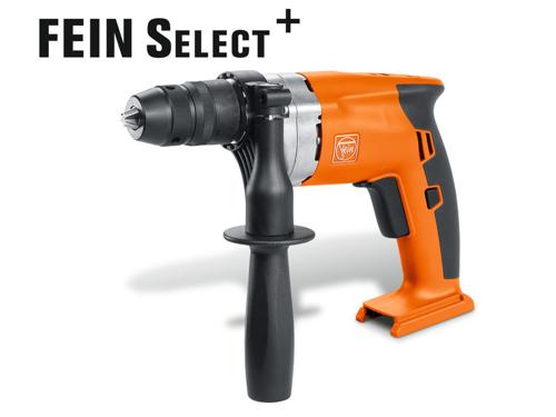 Дрель (аккумуляторная) Fein ABOP 6 select