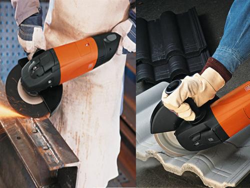 Угловая шлифовальная машина Fein WSB 20-230