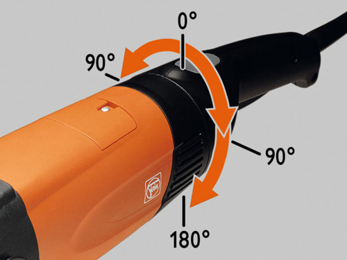 Угловая шлифовальная машина Fein WSG 20-230