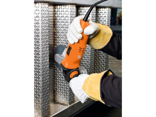 Шлифовальная машина для зачистки угловых сварных швов Fein KS 10-38 E